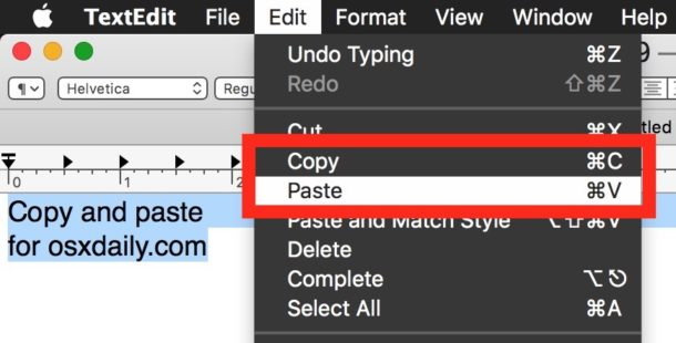 Copy and pasting apps on mac download