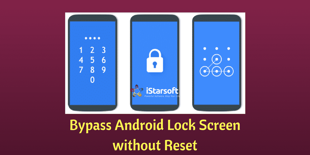 Bypass Android Lock Screen without Reset