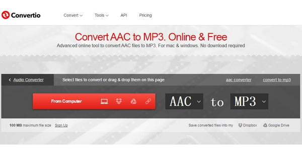 Online AAX to MP3 Converter
