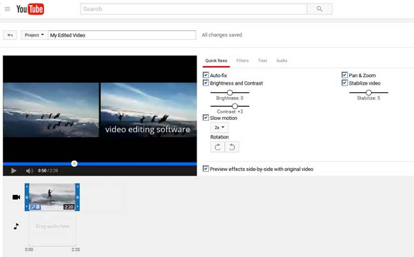 Youtube Video Editor Online Video Cropper