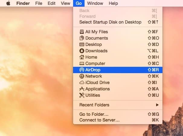 How to AirDrop on Mac to Your iPhone on Mac