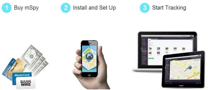 How to Clone a Phone Without Touching It with mSpy