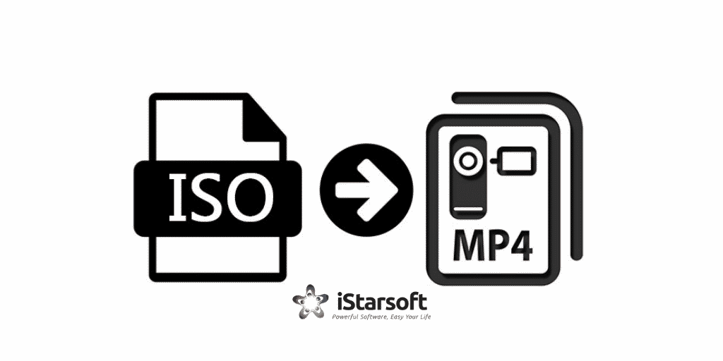 ISO to MP4 Converter