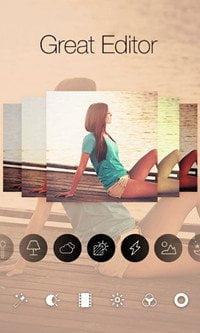 Square Pic Photo Editor-Collage Maker Photo Effect