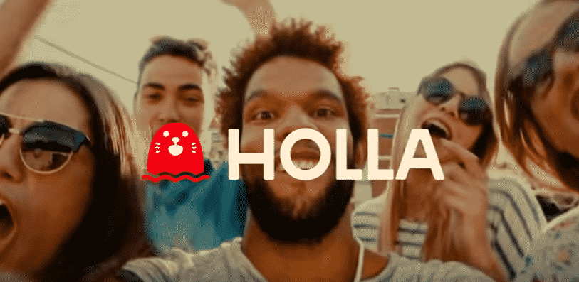 best anonymous chat app - Holla