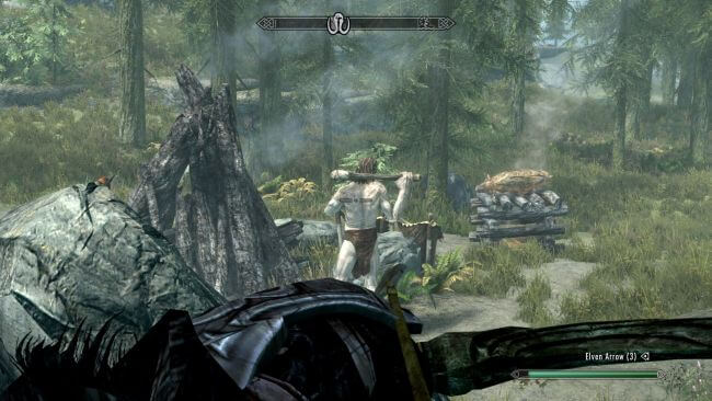 Skyrim Character Builds: Archer