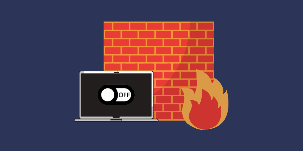 how to turn off Firewall