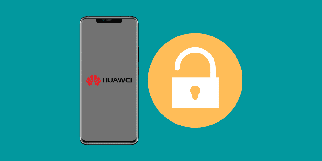 how to unlock Huawei phone without resetting