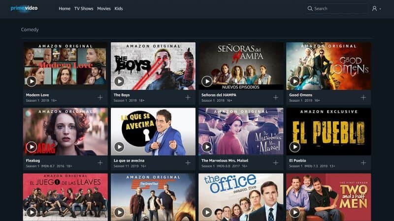 Watch New Release Movies Online for Free Without Signing Up - Amazon Prime