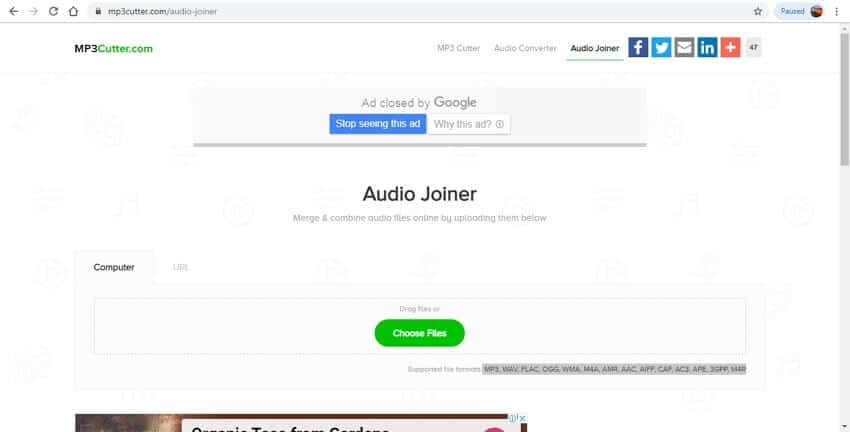 MP3Cutter MP3 Joiner