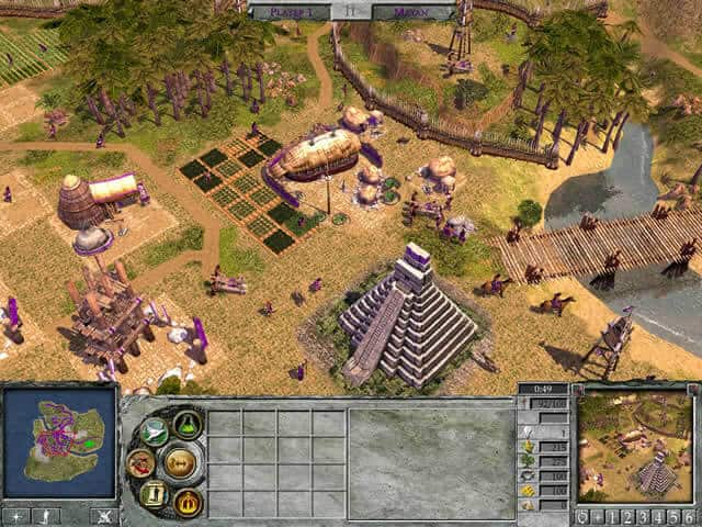 Games Like Age of Empires - Empire Earth