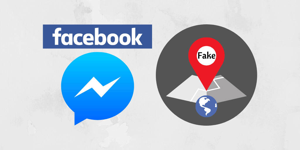 change location on Facebook