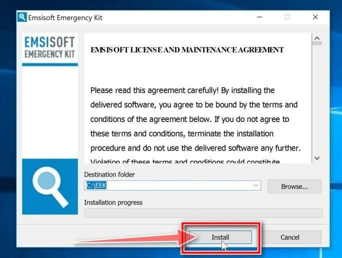 Employ Emsisoft Emergency Kit for Double-Checking Malicious Programs