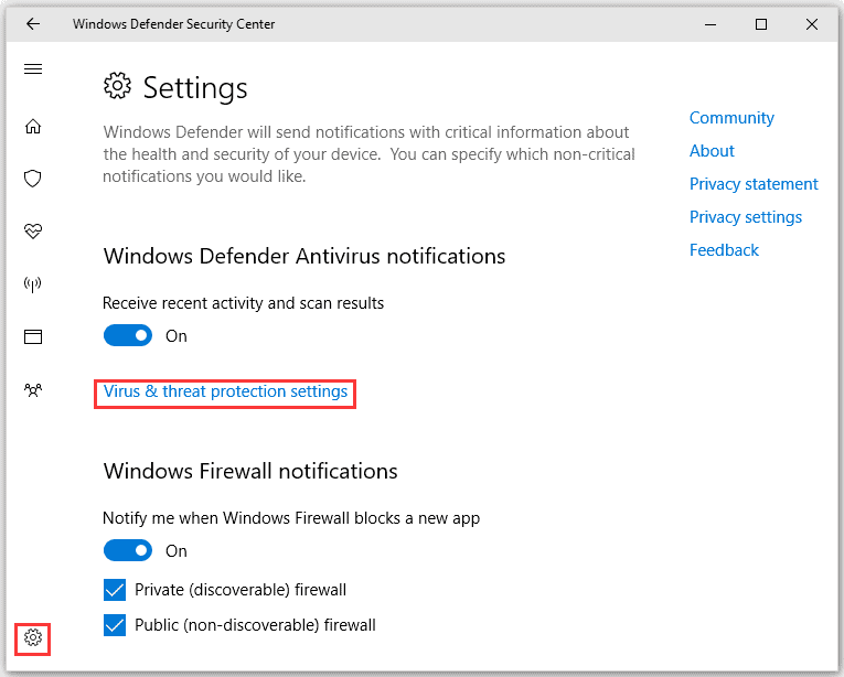Exclude the igfxTray Process with Windows Defender