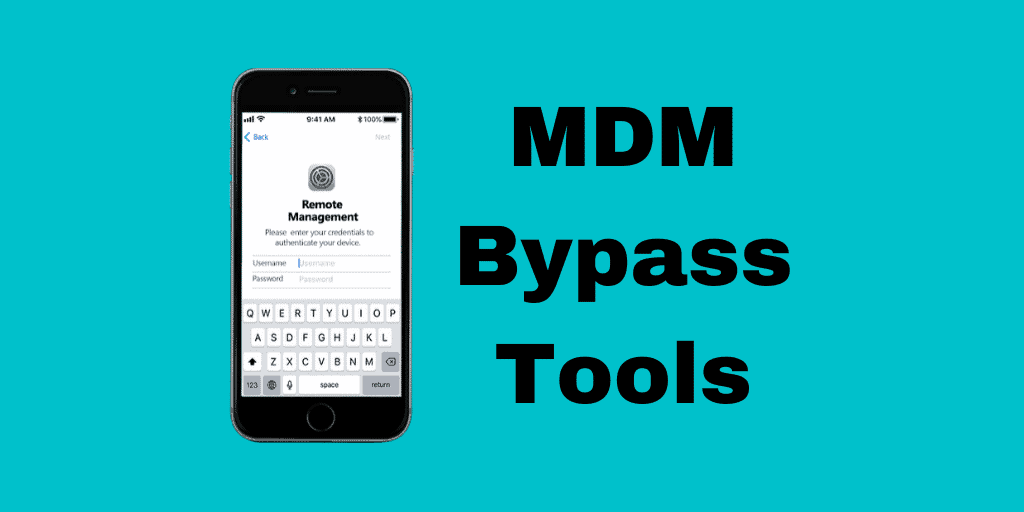 MDM Bypass Tools