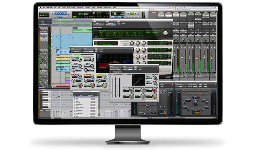 Pro Tools First beat making software