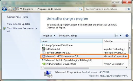 Uninstall updates to fix Outlook Loading Profile Stuck issue