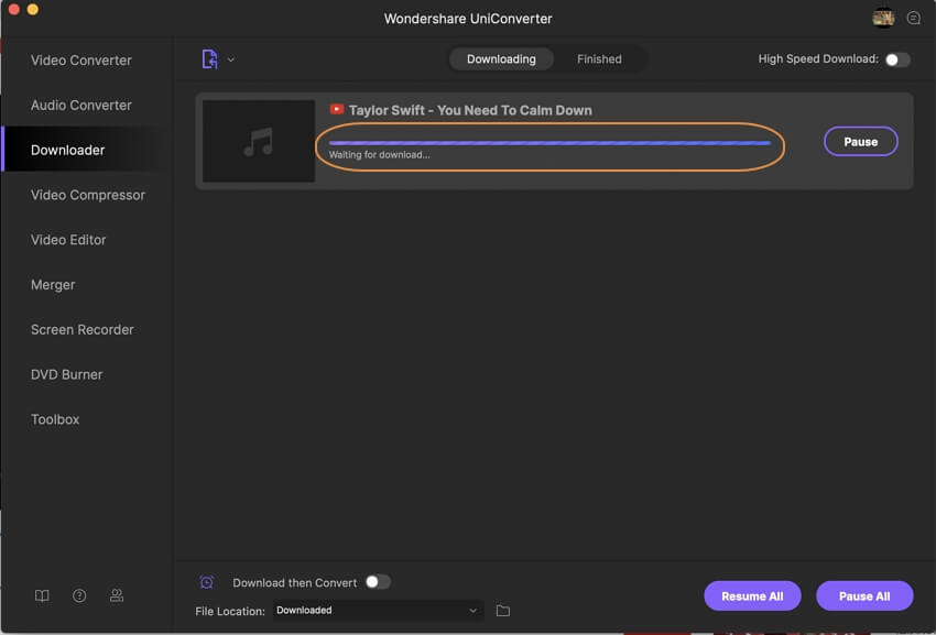 Download Spotify music in MP3 format