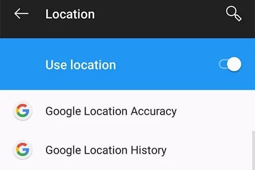 Modify Location to High Accuracy to Fix 'Pokemon Go Adventure Sync Not Working'