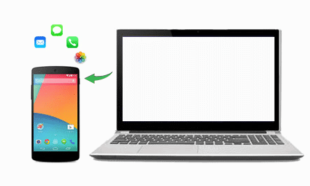 Recover Data from Dead Phone Using Computer