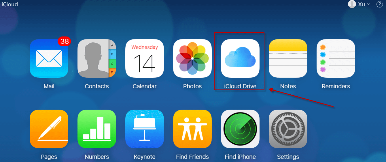 what is the difference between iCloud and iCloud Drive