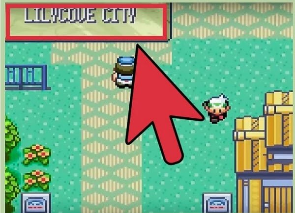 Method of getting limitless Master Balls in the Pokémon game