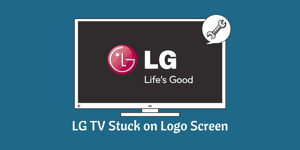 LG TV Stuck on Logo Screen