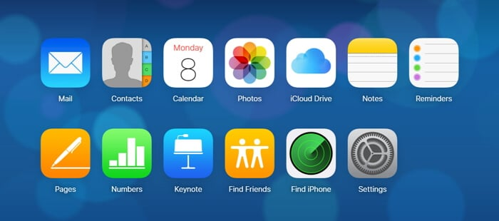 Download videos directly from iCloud Backup