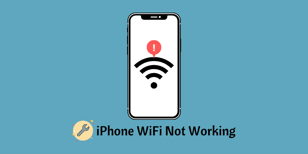 iPhone WiFi Not Working