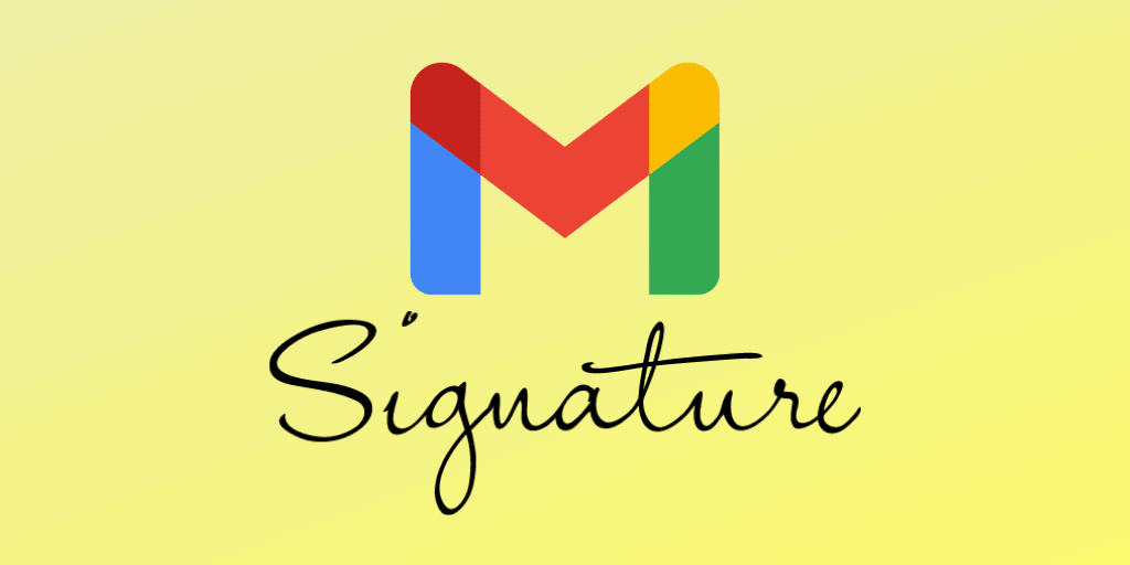 Gmail Add Signature In Reply