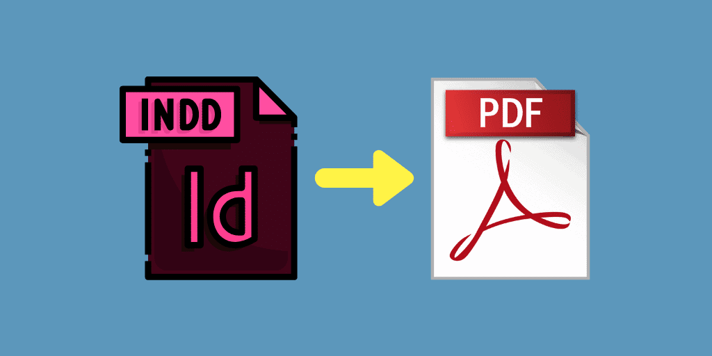 INDD to PDF