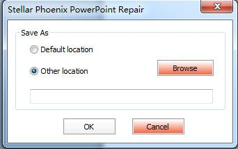 Fix PowerPoint Found a Problem with Content Using Stellar Repair for PowerPoint