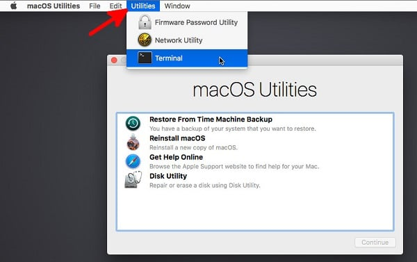Fix the Recovery Server Could Not Be Contacted by Syncing the Date & Time of your Mac