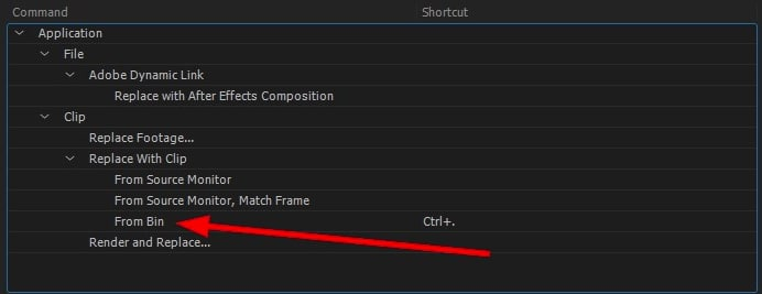 Use Shorts and Replace clips to Replace Footage in After Effects