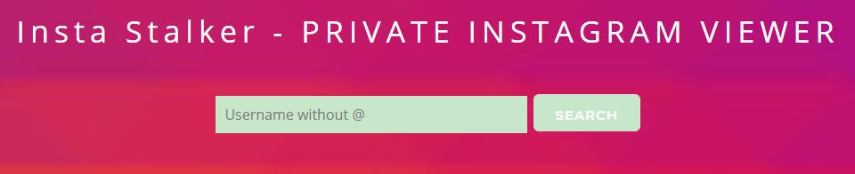 view private Instagram no survey with Private Instagram Viewer