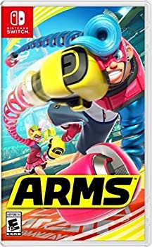4 Player Switch Games - ARMS