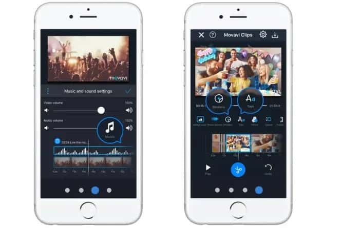 how to make video louder on iPhone