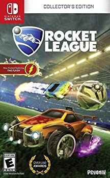4 Player Switch Games - Rocket League