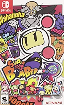 4 Player Switch Games - Super Bomberman R