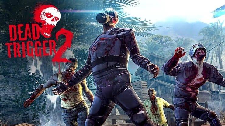 Games like Call of Duty Mobile - Dead Trigger 2