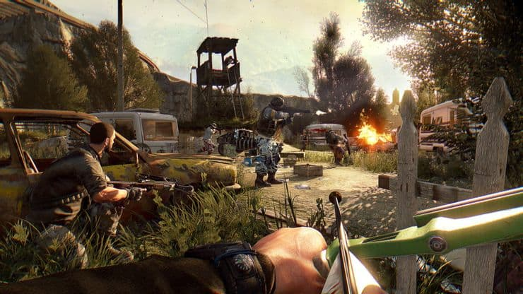 games like The Last of Us - Dying Light