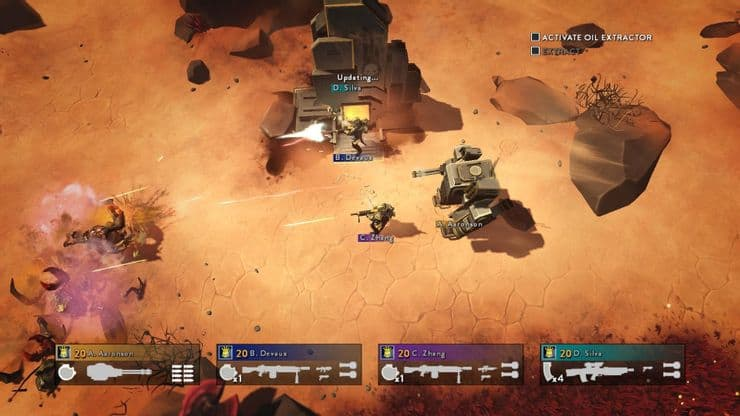Games like Left 4 Dead - Helldivers