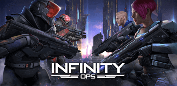 Games like Call of Duty Mobile - Infinity Ops