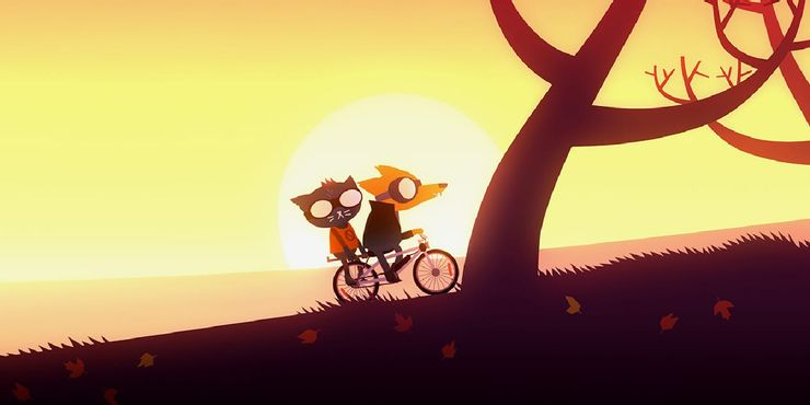 Games Like The Walking Dead -  Night In The Woods
