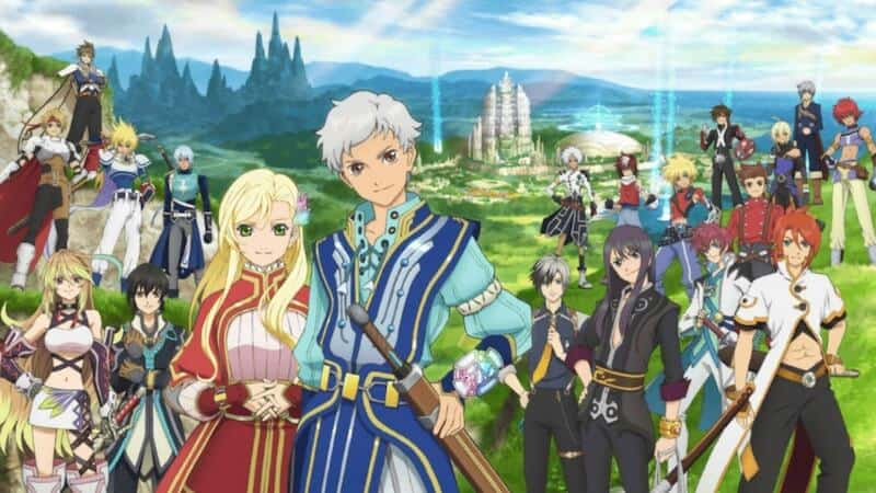 games like Final Fantasy - Tales Of...