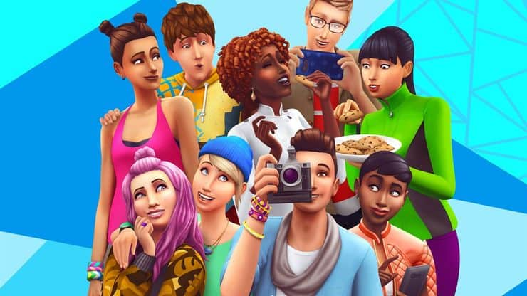 games like fallout shelter - The Sims 4