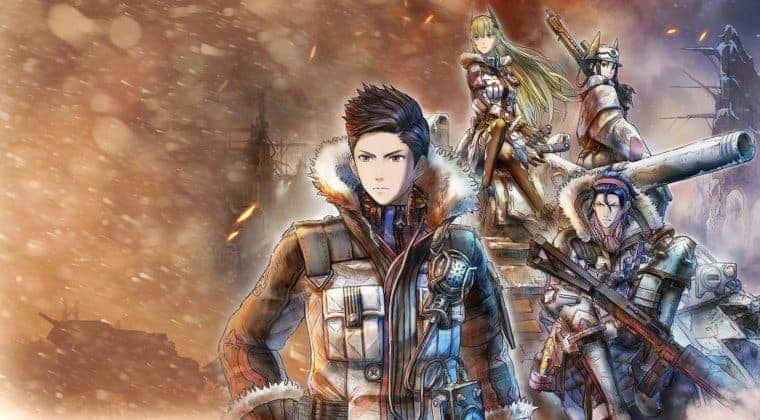 Games Like Fire Emblem Three Houses -  The Valkyria Chronicles Series