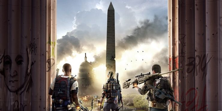 Games Like Destiny 2 - Tom Clancy's The Division 2
