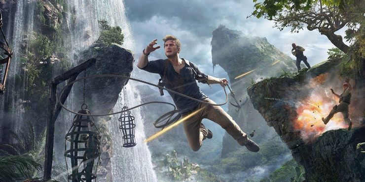 games like The Last of Us - Uncharted Series