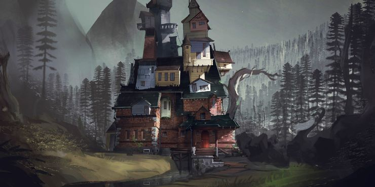 Games Like The Walking Dead - What Remains Of Edith Finch